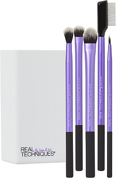 eye brush set real techniques