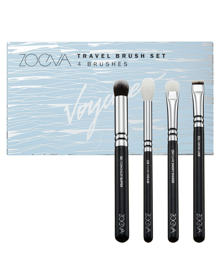 eye brush set zoeva