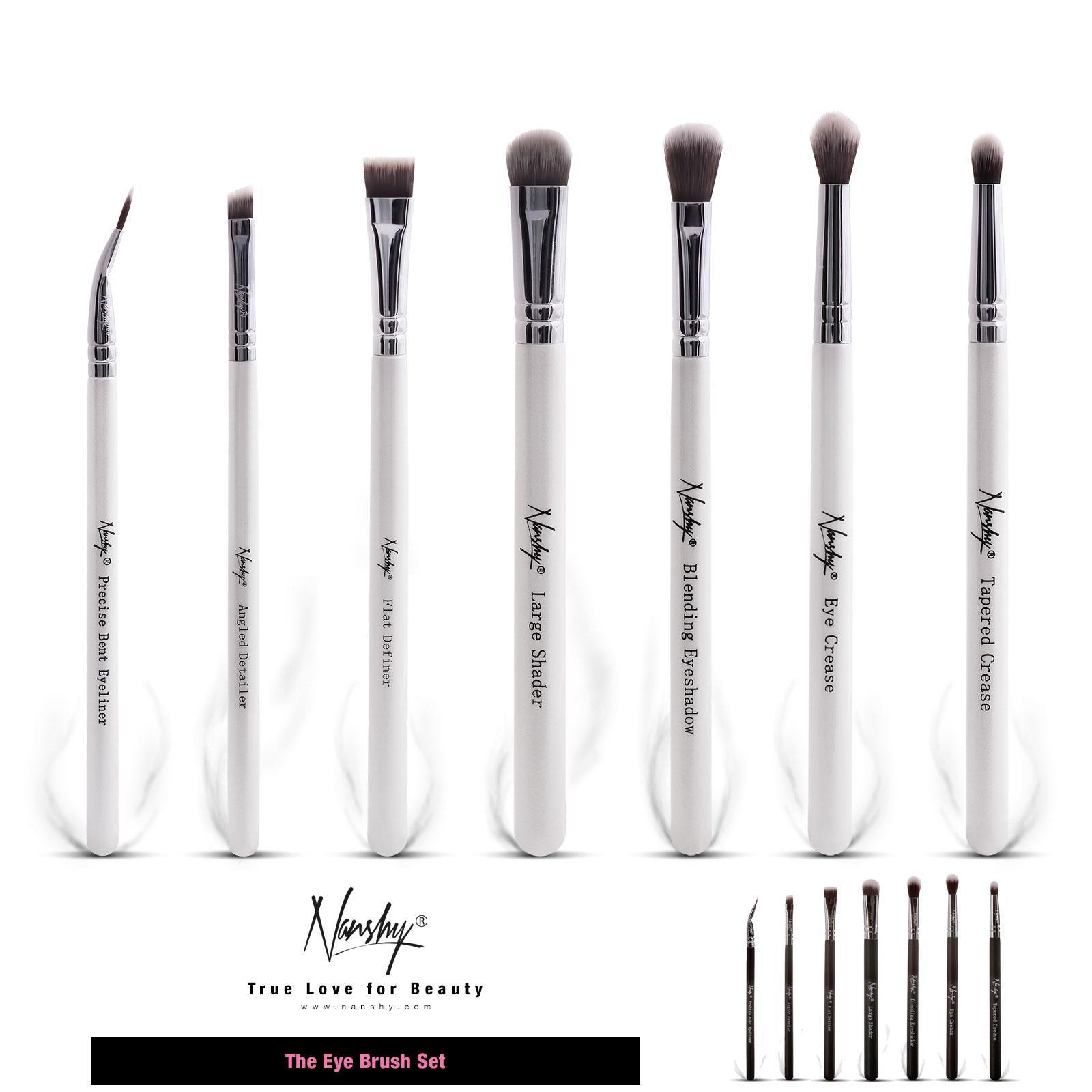 eye brushes set