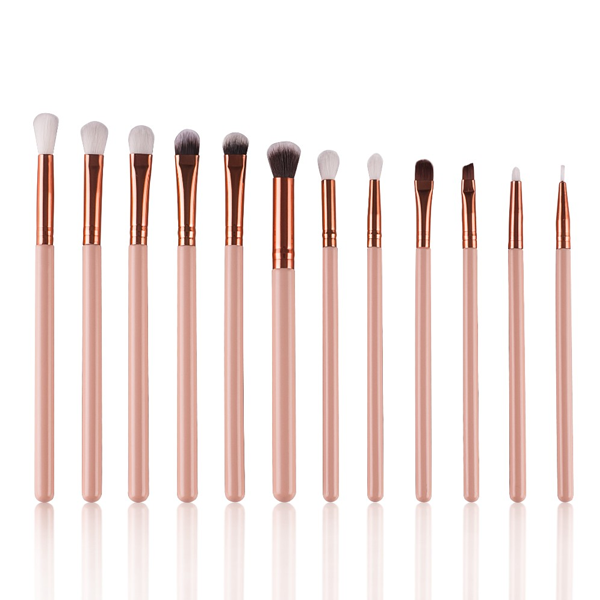 eyeshadow blending brushes set