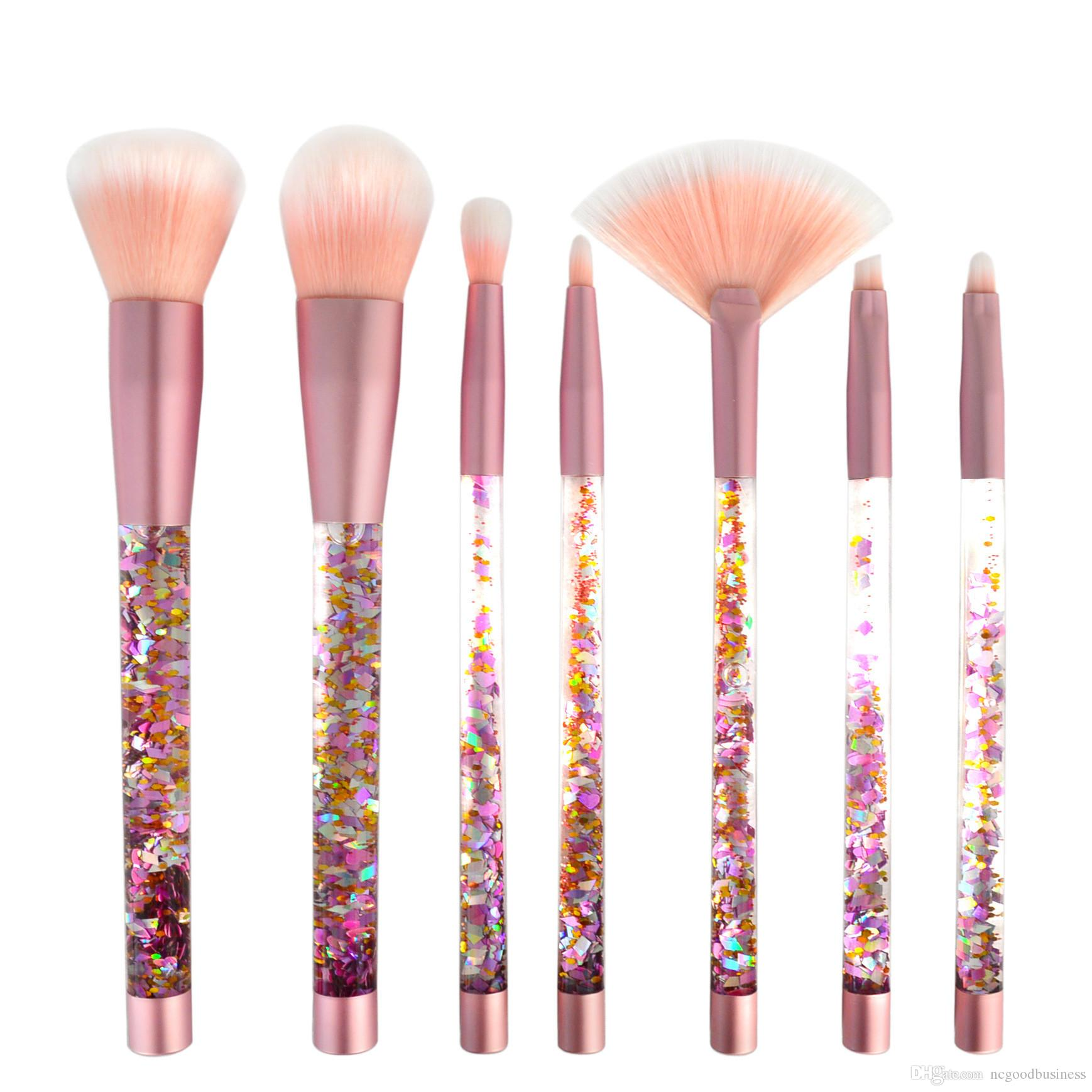 eyeshadow brush set