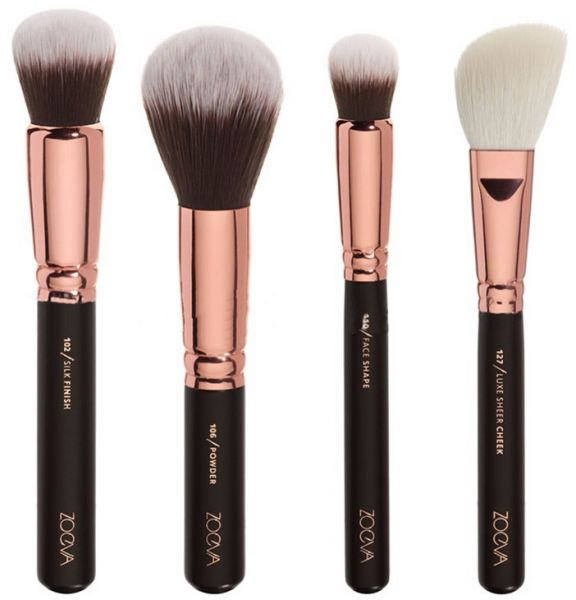 eyeshadow brushes zoeva