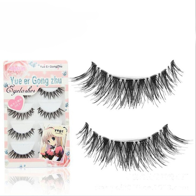 false eyelashes cheap