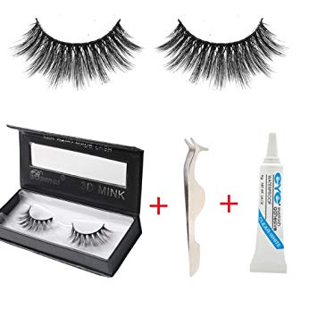 false eyelashes glue