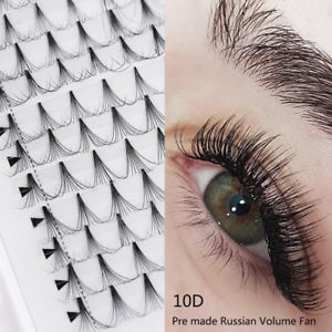 false eyelashes individual