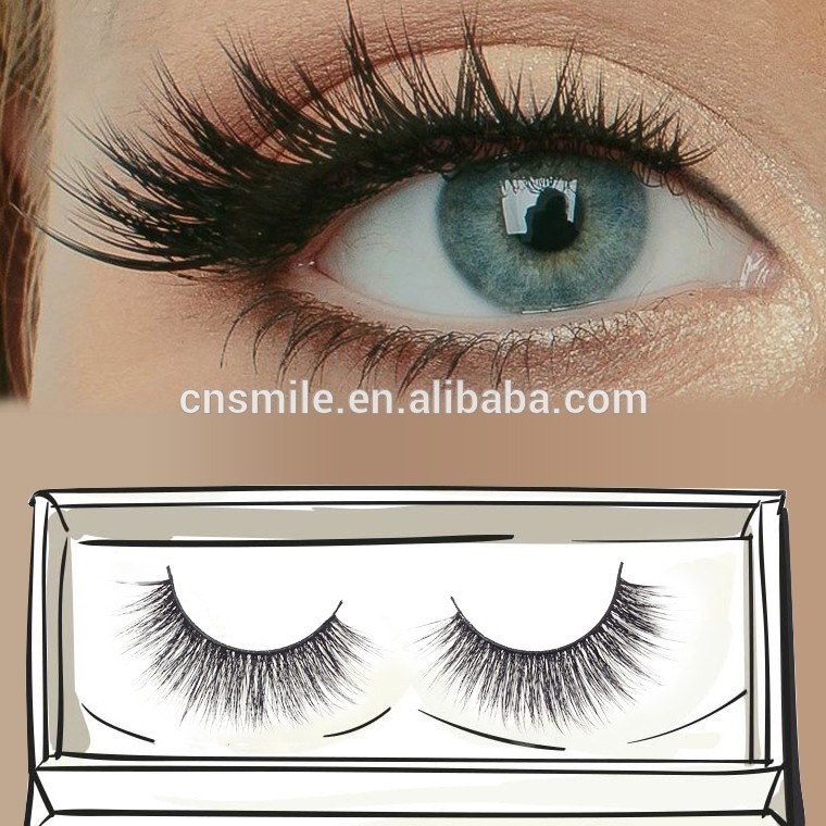 false eyelashes permanent