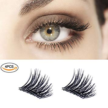 false eyelashes that look natural