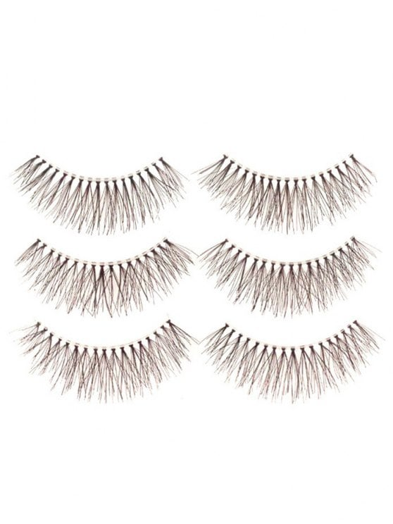 false eyelashes with glue