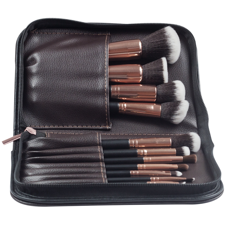 makeup brush bag