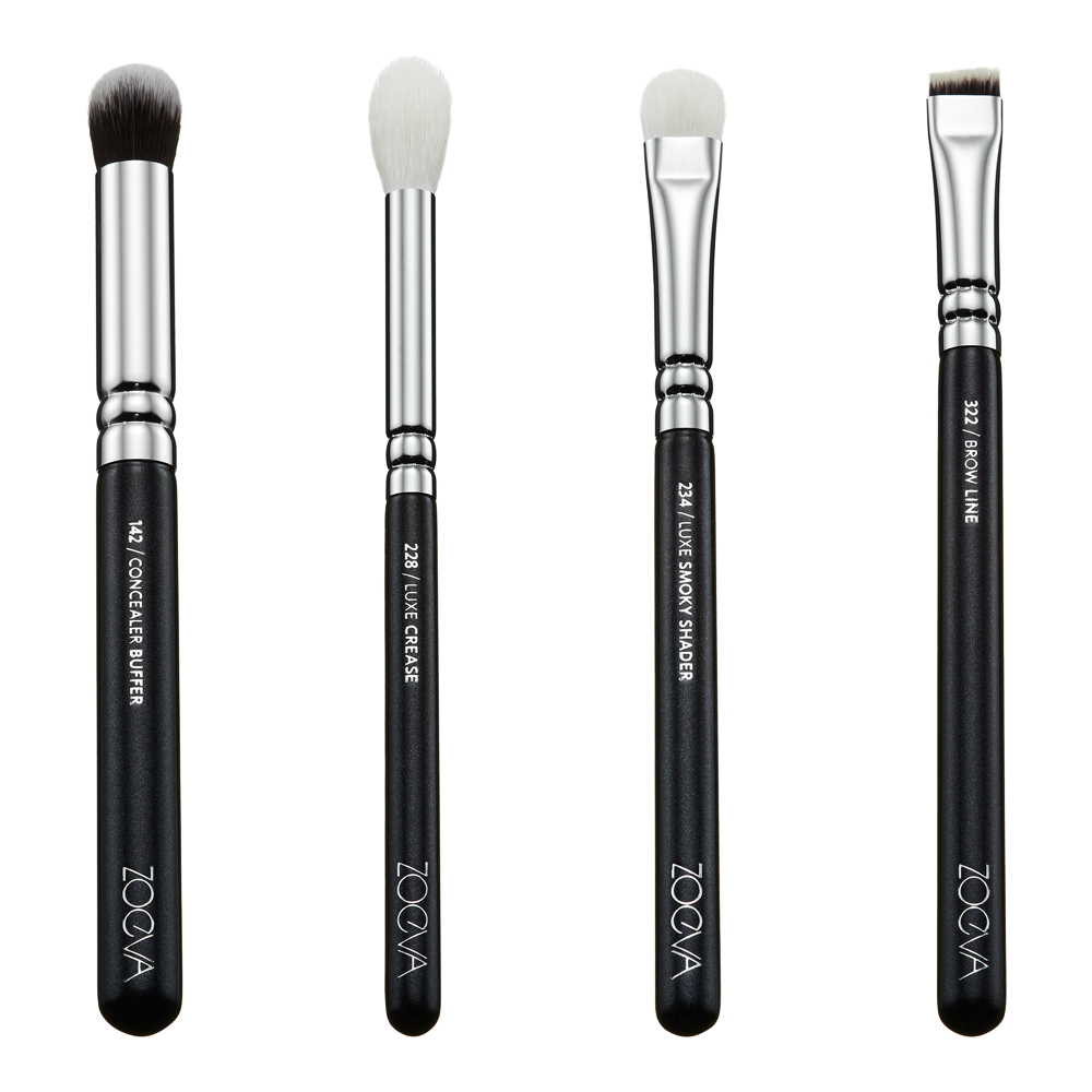 zoeva eye brushes